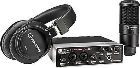 Steinberg UR22mkII Recording Pack Audio Interface