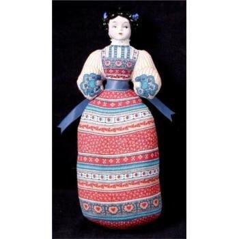 1980 Avon American Heirloom Porcelain Doll