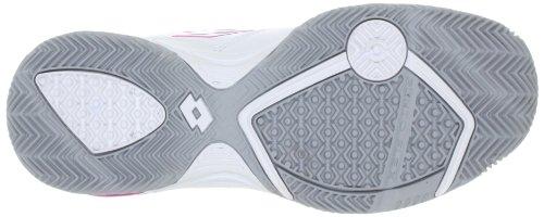 Wht05 Shoes Sport Weiss Silver Lotto Tennis ARIEL W Sports Womens N 4w4p8xI