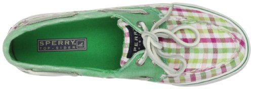 Women's Seersucker Sperry Green Shoes Boat Bahama Coral 5BnwTqOxZv