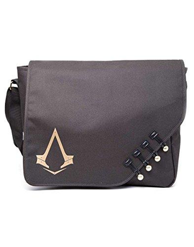Assassin's Creed Borsa Messenger, nero (Nero) - MB042307ACS