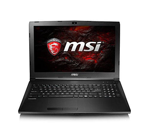 "MSI GL62M 7RE-407 15.6"" Performance Gaming Laptop Intel Core i5-7300HQ GTX 1050Ti 8GB DDR4 DRAM, 256GB SSD"