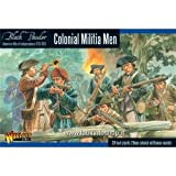 Black Powder - American War Of Independence - Colonial Militia Men (28mm)