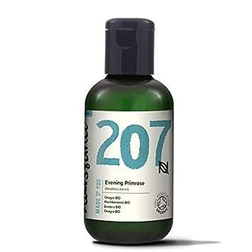 Amazon.com: 2 fl oz aceite orgánico de onagra – 100% puro ...