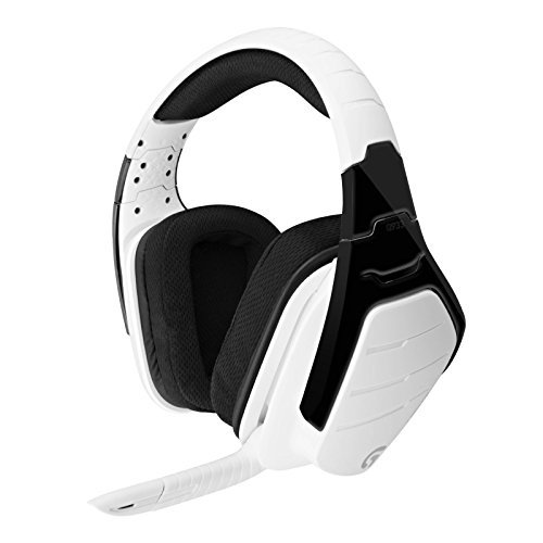 4103fTjFq4L - Logitech G933 Artemis Wireless Virtual Surround Gaming Headset Limited Edition (Certified Refurbished)