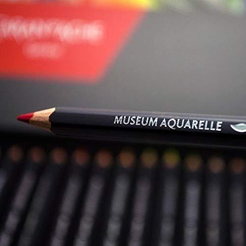 Caran D'Ache Museum Aquarelle Pencil 40 Color Set by Caran d'Ache (Image #2)