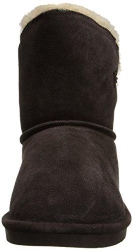 Yellow Snow Ii Brown 205 Chocolate Boots Women's Rosie Bearpaw zwqaFF