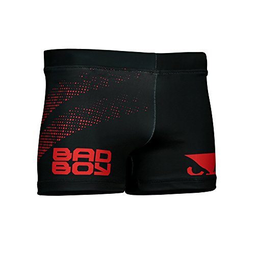Bad Boy Premium Fighting and Training Shorts for Mixed Martial Arts, Brazilian Jiu Jitsu and Workouts