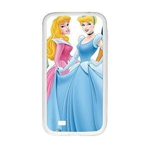 Beautiful snow white Cell Phone Case for Samsung Galaxy S4 Kimberly Kurzendoerfer