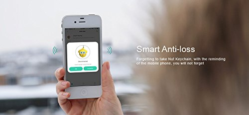 Nut Smart Keychain - The specialist Bluetooth key finder and phone finder, disconnection alarm make the key easy find never forget. by Nut (Image #6)