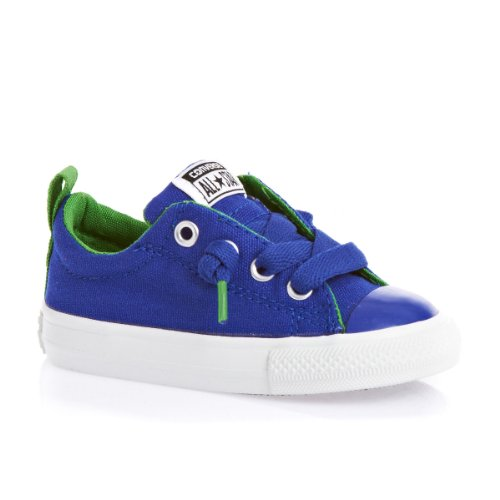 Converse All Star Street Infants Shoes Size Blue/Green