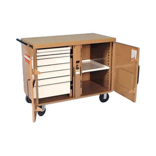 Knaack 49 Storeagemaster Rolling Work Bench, 1,000 lb.