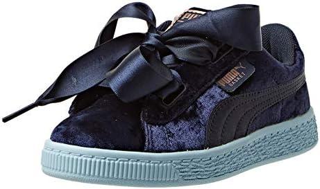 Puma Basket Heart Velour PS Sneaker For