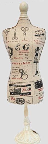 Buy dress form pincushion - 3