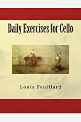Daily Exercises for Cello Paperback