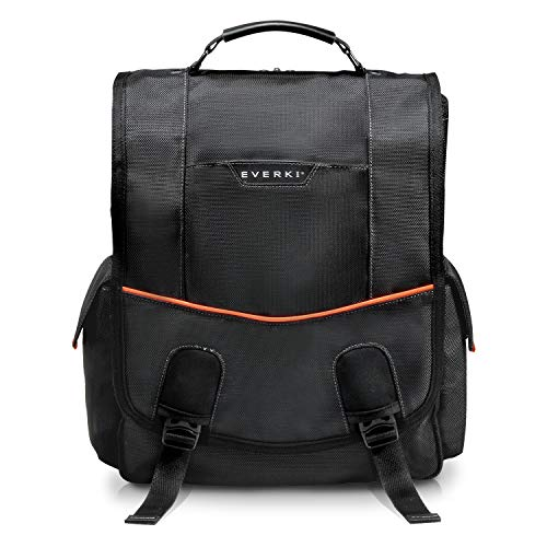 EVERKI EKS620 Urbanite Laptop Vertical Messenger Bag, fits up to 14.1""