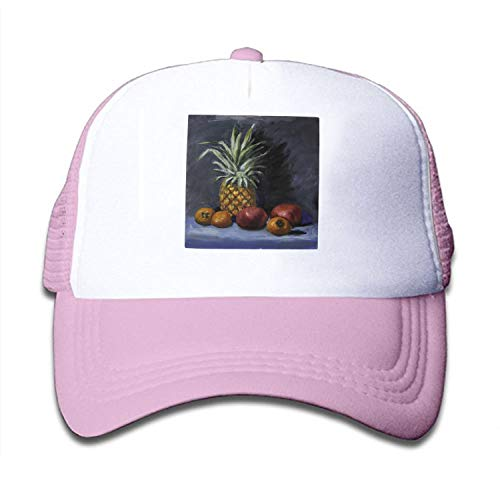 scakoko Tropical Fruit Baseball Cap Adjustable Trucker Hat for Children ()