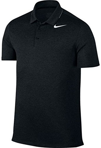 Nike Breathe Heather Camiseta Polo de Manga Corta de Golf, Hombre ...