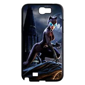 Catwoman YT5022242 Phone Back Case Customized Art Print Design Hard Shell Protection Samsung Galaxy Note 2 N7100