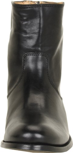 corta cremallera Smooth Vintage FRYE Black botón Leather Melissa Mujer 76501 RCRqFP