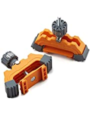 Bora Track Clamps for Bora WTX and NGX Clamp Edges, Set of 2, 542011
