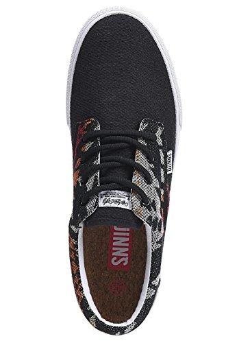 DjinnsNice Cp We Love Ugly Herren Sneaker - Zapatillas de casa Hombre negro