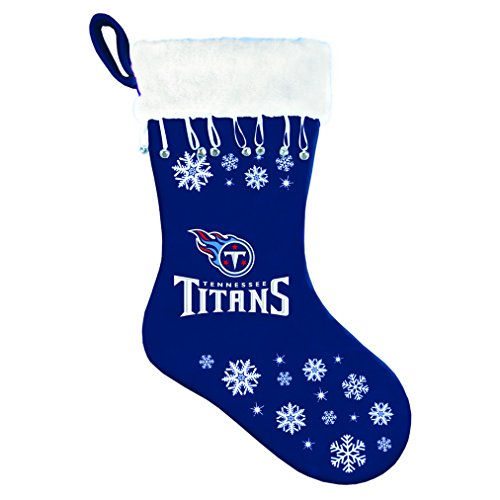 Titans Snowflake Stocking