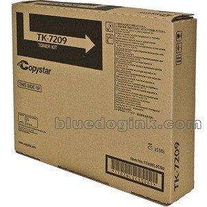 Copystar CS3510 High Black Toner 35K Yield - 1T02NL0CS0 TK-7209 -  TK7209