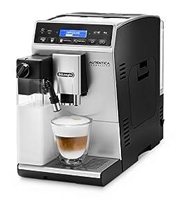 DeLonghi ETAM 29.660.SB Kaffeevollautomat (1450 Watt, 1,4 Liter, Autentica...