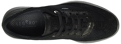 Nero Amato Legero 00 Schwarz Sneaker Donna qRwT4Z