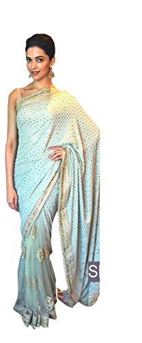 Delisa Fashion Ethnic Designer Bollywood Party Wear Pakistani Indian Saree sn511