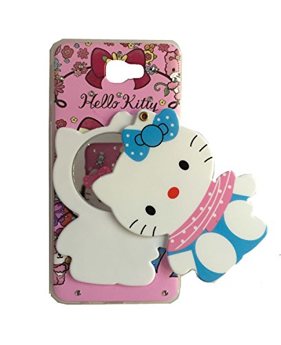 uk availability abf23 a405c Aarnik Mirror Soft Kitty Special Girl's Designer Back Case Cover for  Samsung Galaxy J7 Prime (Colours May Vary)