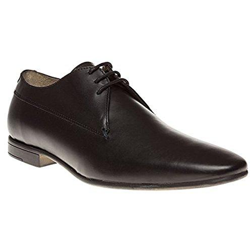 Ben Sherman Ripy Plain Toe Hombre Zapatos Negro