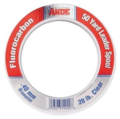 Ande FCW50-10 Fluorocarbon Leader