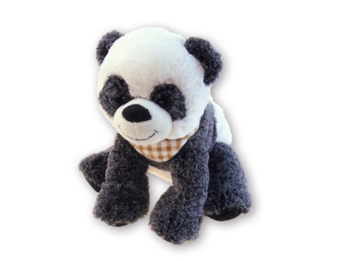 Puzzled Floppy Panda Super Soft Plush Toy Super Soft Floppy