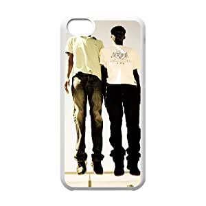 iPhone 5c Cell Phone Case Covers White Ill.Skillz L0540128