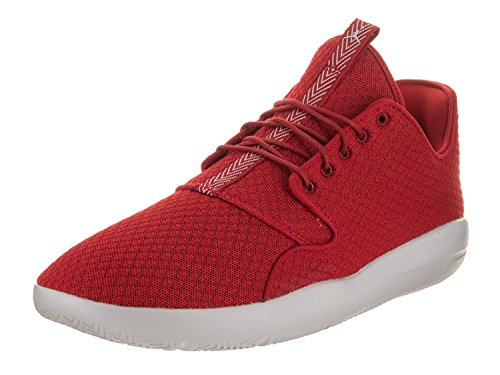 Nike MENS JORDAN ECLIPSE SHOES GYM RED WOLF GREY SIZE 11.5