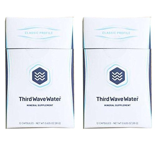 Third Wave Water Brewing Water As Seen on Shark Tank, Classic Coffee, 24 Count