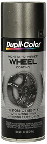 Dupli-Color HWP102 Graphite High Performance Wheel coating - 12 (Performance Wheel)