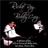 Richie Ray & Bobby Cruz   A lifetime of hits...Live at Centro Bellas Artes de Puerto Rico