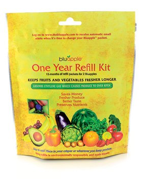-  Bluapple One Year Refill Kit (Pack of 8)