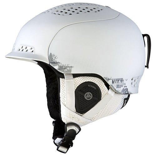 K2 Diversion Helmet (White, Medium), Outdoor Stuffs