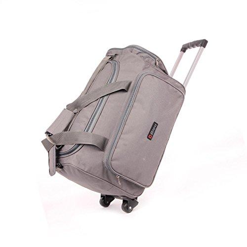 Bleu Convenient Travel Bag with Trolley