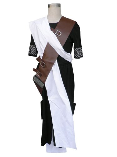 Mtxc Men's Naruto Cosplay Costume Gaara 1st Size Medium Black