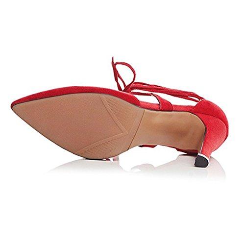 Delle Minivog D'alto Red1 Con Il Orsay Donne Cinturino Tallone qZqnSxfE
