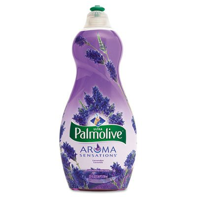 UPC 100062437353, Ultra Palmolive® - Aroma Sensations Dishwashing Liquid, Lavender, 25 oz Bottle - Sold As 1 Each - Thick, luxurious formula cuts right through tough grease for a clean that sparkles.