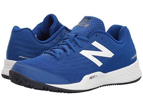 [New Balance(ニューバランス)] レディーススニーカー靴シューズ 896v2 [並行輸入品] US 8(26cm) EE - Wide Royal/Royal B07MNHNLKM