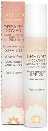 Pacifica Dreamy Cover Bare-faced Serum Foundation SPF 20 (fair/light)