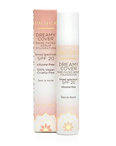 Pacifica Dreamy Cover Bare-faced Serum Foundation SPF 20 (fair/light)