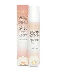 Pacifica Dreamy Cover Bare-faced Serum Foundation SPF 20 (light/medium)